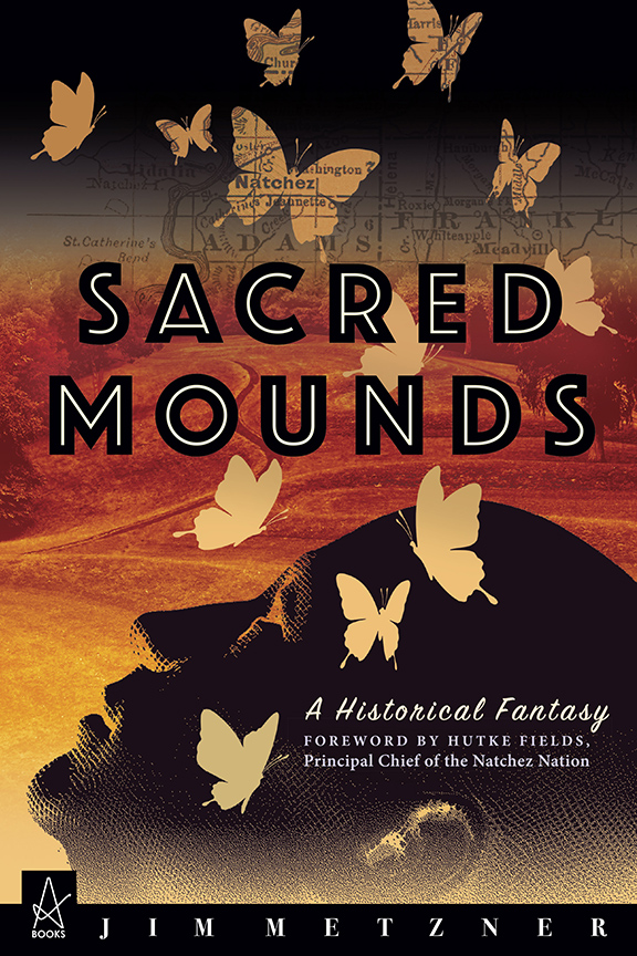 Sacred Mounds Cover